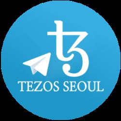 Tezos seoul Telegram Logo