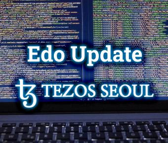 Edo Update, Tezos Edo, 테조스 에도, 에도 업데이트, Tezosseoul Official Logo, Tezosseoul logo png, 테조스서울 로고 png 소스, Tezosseoul PNG Transparent Logo, Tezos Bake 0% Fee, Tezos Baking, Tezos bake, Tezos node, 테조스베이킹, 테조스노드, Tezos Delegation